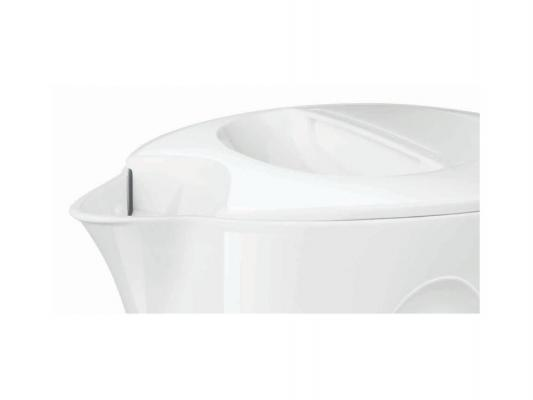 Чайник Scarlett SC-EK14E01 2200Вт 1.7л пластик белый
