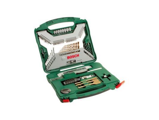 Набор инструментов Bosch X-Line-100 100шт набор инструментов bosch v line 48 х6 в дисплее 2607017303