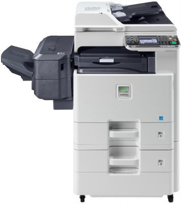 МФУ Kyocera FS-C8525MFP цветное А3 25ppm 600x600dpi автоподатчик Fax Duplex Ethernet USB