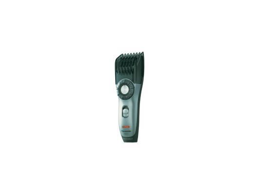 Машинка для стрижки волос Panasonic ER217 серый чёрный ER217 S520 машинка для стрижки волос panasonic er217 серый чёрный er217 s520