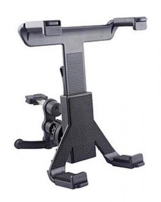 Автомобильный держатель Wiiix KDS-2TVP для планшетов черный