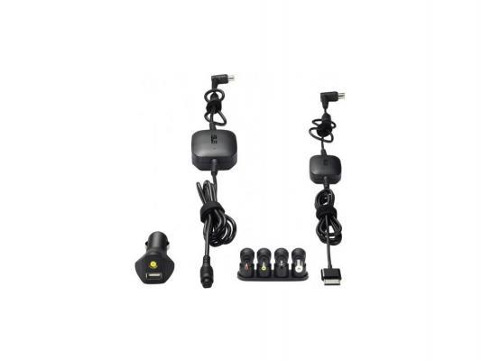 Автомобильное зарядное устройство Asus для TF810/TF600/TF701/ME400C/ME172/ME173 черный 90-XB0400CH00020-