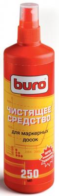 Чистящее средство Buro BU-Smark для очистки маркерных досок 250мл стоимость