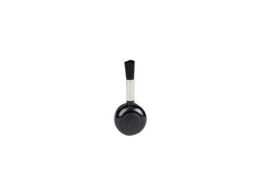 Кисть Hama H-5611 с грушей для удаления пыли с объектива D=40мм L=90мм пластик черный от 123.ru