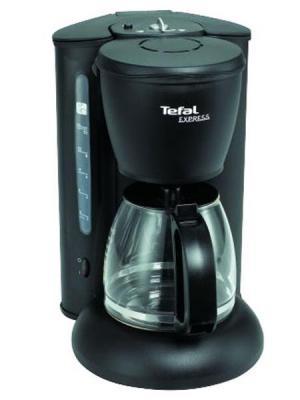 Кофеварка Tefal CM 4105 черный