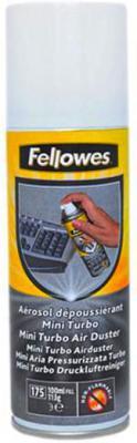 Чистящее средство Fellowes FS-9351202 баллон с сжатым воздухом 100мл CRC93512