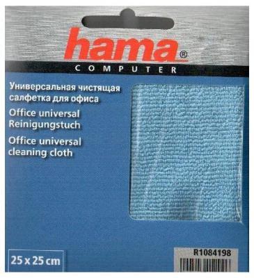 Чистящая салфетка HAMA H-R1084198 1 шт hama h 86043 1