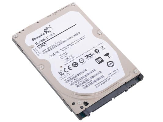 Жесткий диск 2.5 500.0 Gb Seagate ST500LM021 Momentus SATA III (32Mb, 7200rpm) st500lm021