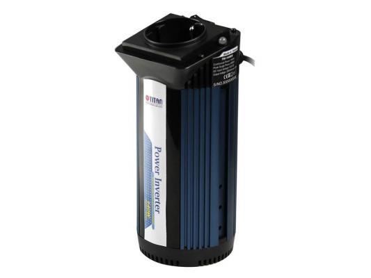 Автомобильный инвертор напряжения Titan HW-140W8 140Вт цена