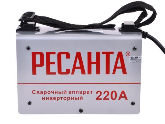 Аппарат сварочный Ресанта САИ 220 65/3 от 123.ru