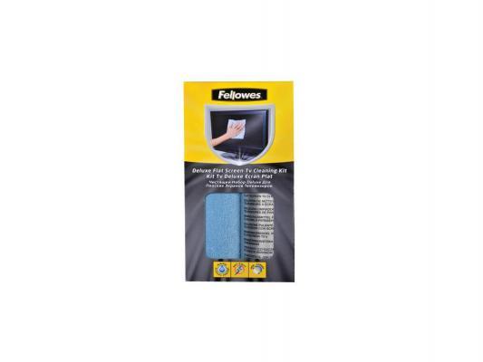 Чистящий набор Fellowes FS-2201701 для ухода за плазменным/LCD телевизором спрей 250мл салфетка