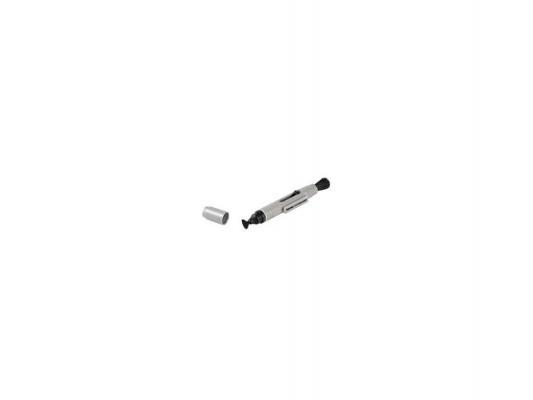 Кисть Hama H-05612 Digi-Clean для фотооптики бархатный аппликатор серебристый