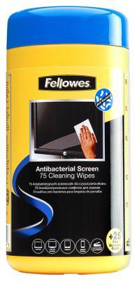 Влажные салфетки Fellowes FS-22117 100 шт CRC22117