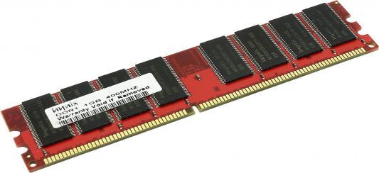 Оперативная память 1Gb PC3200 400MHz DDR DIMM Hynix