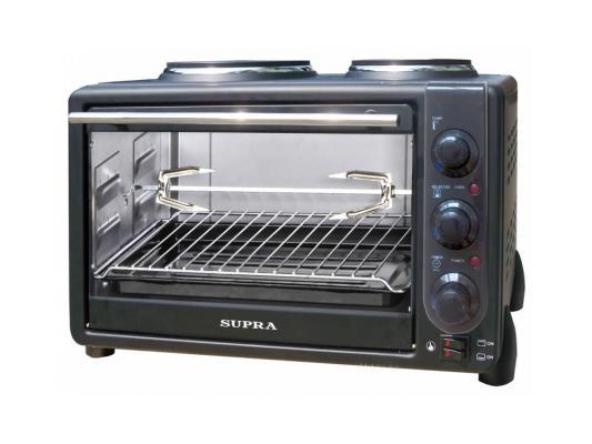 Мини-печь Supra MTS-342 чёрный