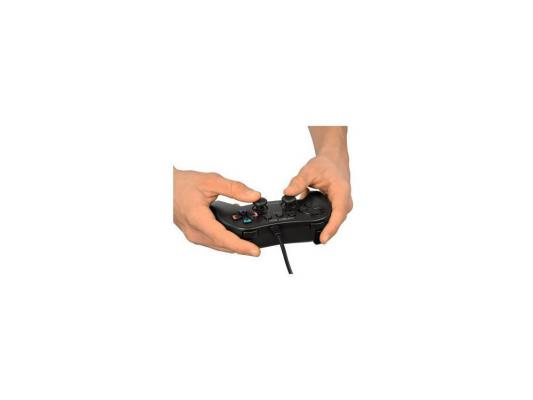 Контроллер Hama H-115409 Combat Bow для PS2 15 кнопок 2 м черный от 123.ru