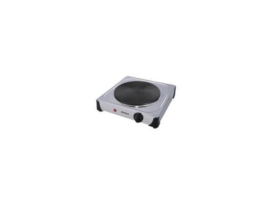 Электроплитка Supra HS-110 серый supra hs 410