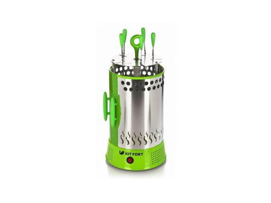 Шашлычница электрическая KITFORT KT-1402 купить электрическая шашлычница серии st 746