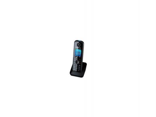 Дополнительная трубка DECT Panasonic KX-TGA815RUB черный к телефонам серии KX-TG81xx