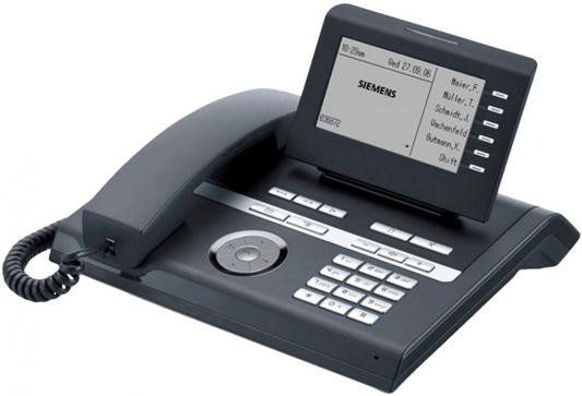 Телефон IP Siemens Unify OpenStage 40 SIP lava L30250-F600-C164