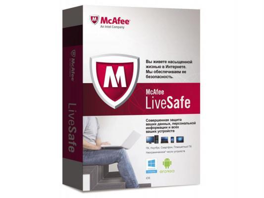 ��������� McAfee LiveSafe BOX BOXMLS139001RAA