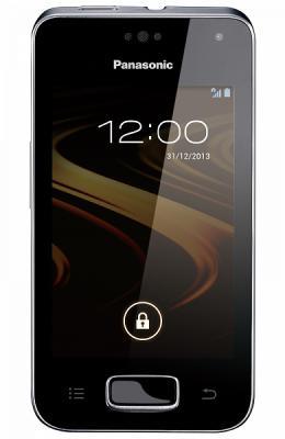 Радиотелефон DECT Panasonic KX-PRX120RUW черный-белый