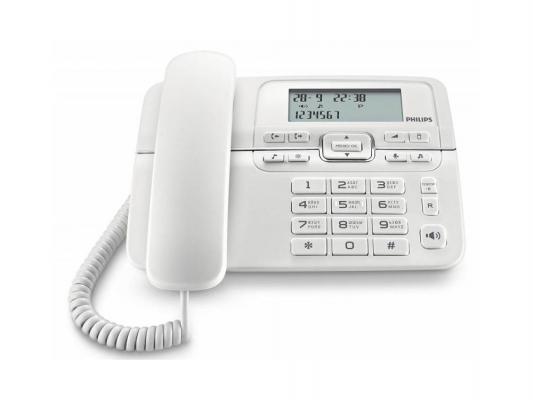 Телефон Philips CRD200W/51 белый