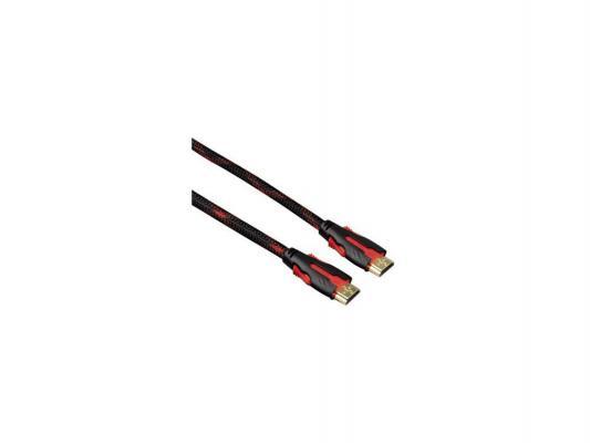 Кабель Hama H-115400 для Sony PlayStation 3 HDMI 1.4 m-m Ethernet 5.0 м черно-красный от 123.ru