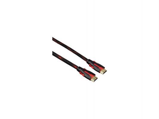Кабель Hama H-51877 для Sony PlayStation 3 HDMI 1.4 m-m 2.0 м черно-красный от 123.ru