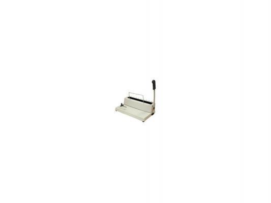 Переплетчик Office Kit B3412 A4/перф.12л.сшив./макс.120л./метал.пруж. (5.5-14.3мм) шаг 3:1 34 отверстия 300мм