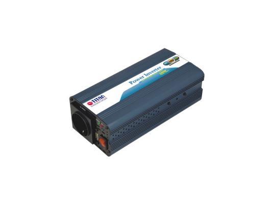 Автомобильный инвертор напряжения Titan HW-300V6 300Вт автомобильный инвертор напряжения belkin f5c412eb300w