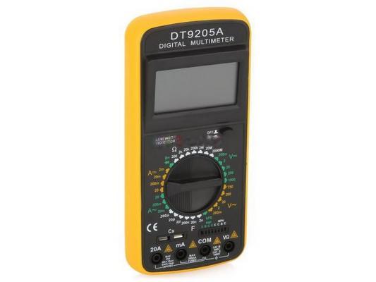 Мультиметр Ресанта DT 9205A мультиметр ресанта dt 181