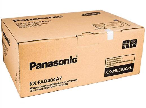 Фотобарабан Panasonic KX-FAD404A7 для KX-MB3030 20000стр фотобарабан epson c13s05109 для epl 6200 6200l 20000стр