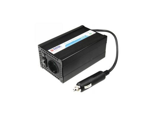 Автомобильный инвертор напряжения Titan HW-150E1 150Вт автомобильный