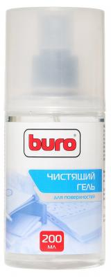 Набор для ухода за техникой BURO BU-GSURFACE 200 мл + салфетка из микрофибры