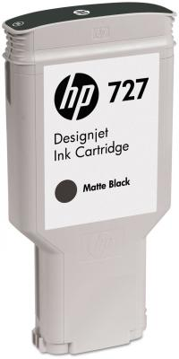 Картридж HP C1Q12A №727 для HP Designjet T920 T1500 T2500 300мл черный матовый 5m 10m 15m 20m usb 2 0 cable usb extension cable male to female extension line cable high speed wire data adapter connector