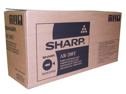 Картридж Sharp AR-208T для AR5420 AR203 черный 8000стр sharp ar 168lt