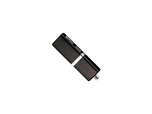 Флешка USB 32Gb Silicon Power Luxmini 710 SP032GBUF2710V1K черный цены