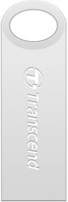 Флешка USB 64Gb Transcend Jetflash 520S USB2.0 TS64GJF520S серебристый usb накопитель 64gb transcend jetflash 530 ts64gjf530