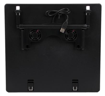 """Подставка для ноутбука 15.6"""" Hama H-39796 черный"""