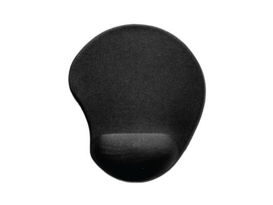 Коврик для мыши SVEN GL009BK, черный, 250х220х20 мм, материал: гель на прорезиненной основе, лайкра картридж epson original t059740 для stylus photo r2400 светло черный
