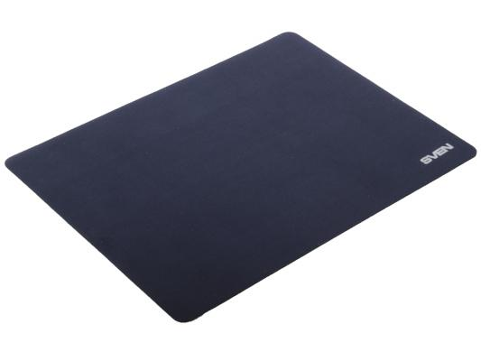 Коврик для мыши SVEN HC-01-01, темно-синий, 300х225х1,5 мм, материал: микрофибра на прорезиненной основе коврик для мыши sven hc 01 01 темно синий 300х225х1 5мм