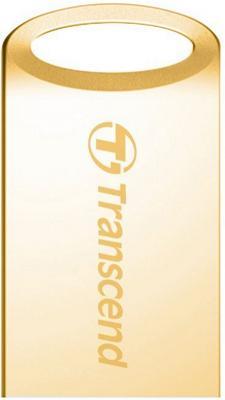 Флешка USB 16Gb Transcend JetFlash 510 TS16GJF510G золотистый