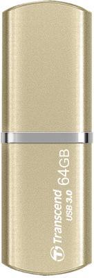 Флешка USB 64Gb Transcend Jetflash 820G USB3.0 TS64GJF820G золотистый флешка usb 16gb transcend jetflash 820g usb3 0 ts16gjf820g золотистый