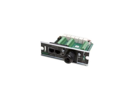 Блок управления APC Dry Contact I/O SmartSlot Card AP9613 купить
