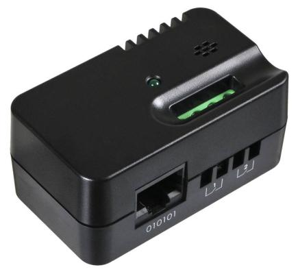 Датчик окружающей среды Ippon Environmental Monitoring card 744-A2586-00P датчик eaton environmental monitoring probe emp001