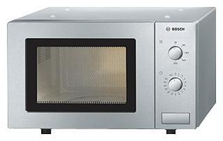 СВЧ Bosch HMT72M450R 800 Вт серебристый