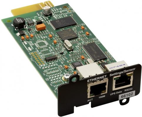 Карта Eaton Network Card-MS 774-00255-00P