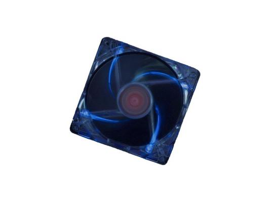 Вентилятор Xilence COO-XPF120.TBL 120mm 12W 3+4pin синий Retail