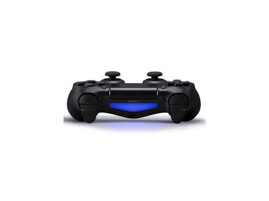 Геймпад SonyDualshock 4 для Sony PlayStation 4 CUH-ZCT1E вибрация 10 кнопок беспроводной черный PS719212089 от 123.ru